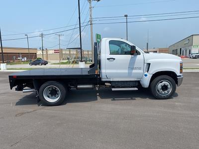 2021 Silverado 4500 Regular Cab DRW 4x2,  CM Truck Beds Platform Body #21423 - photo 6