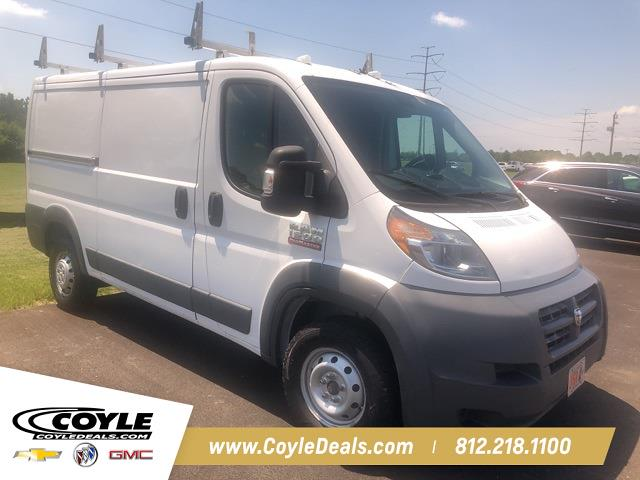 2014 Ram ProMaster 1500 Low Roof FWD, Upfitted Cargo Van #21437A - photo 1