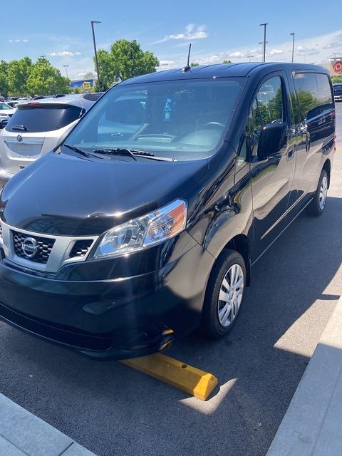 2021 Nissan NV200 4x2, Empty Cargo Van #G21156A - photo 1