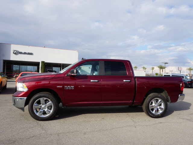 2017 Ram 1500 Crew Cab 4x4, Pickup #58765 - photo 11