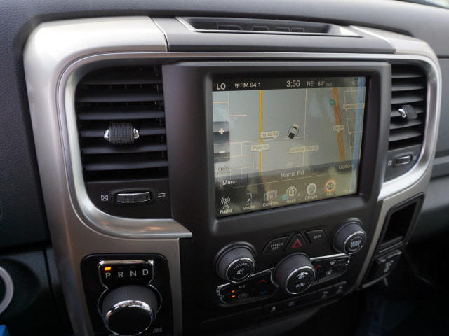 2017 Ram 1500 Crew Cab 4x4, Pickup #58765 - photo 22