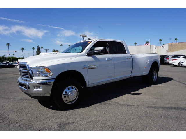 2017 Ram 3500 Crew Cab DRW 4x4, Pickup #58799 - photo 12