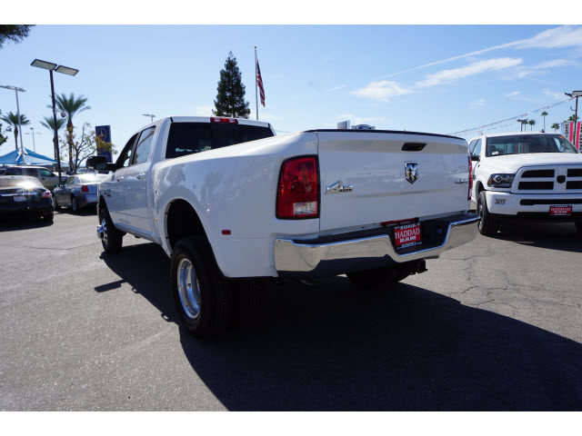 2017 Ram 3500 Crew Cab DRW 4x4, Pickup #58799 - photo 2