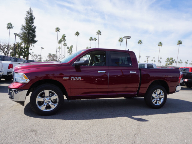 2017 Ram 1500 Crew Cab 4x4, Pickup #58826 - photo 11