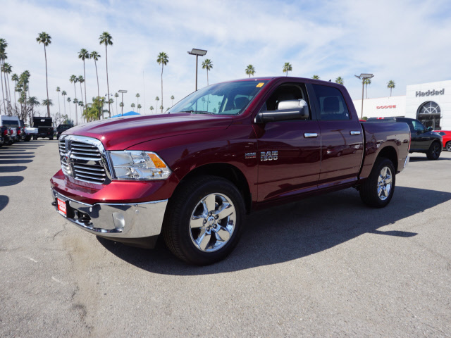 2017 Ram 1500 Crew Cab 4x4, Pickup #58826 - photo 12