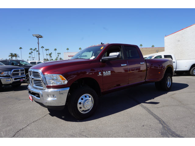2017 Ram 3500 Crew Cab DRW 4x4, Pickup #58828 - photo 12