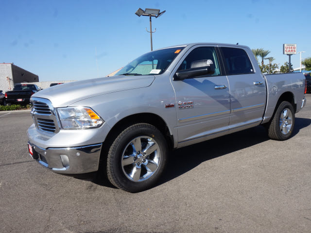2017 Ram 1500 Crew Cab 4x4, Pickup #58833 - photo 12