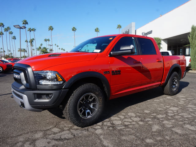 2017 Ram 1500 Crew Cab 4x4, Pickup #58927 - photo 12