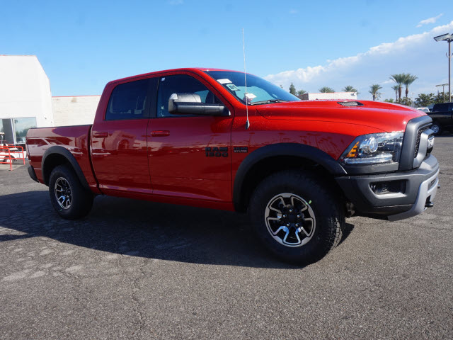 2017 Ram 1500 Crew Cab 4x4, Pickup #58927 - photo 5