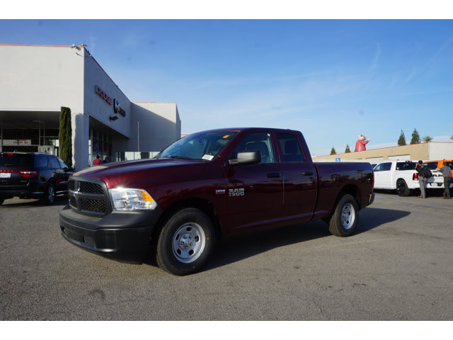 2017 Ram 1500 Quad Cab, Pickup #58929 - photo 12