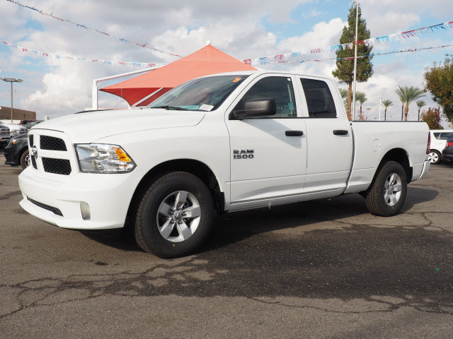 2017 Ram 1500 Quad Cab, Pickup #59078 - photo 12
