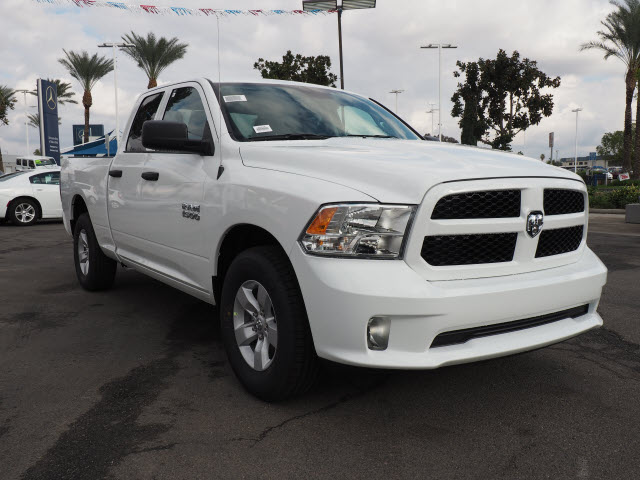 2017 Ram 1500 Quad Cab, Pickup #59078 - photo 4