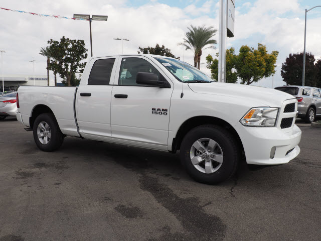 2017 Ram 1500 Quad Cab, Pickup #59078 - photo 5
