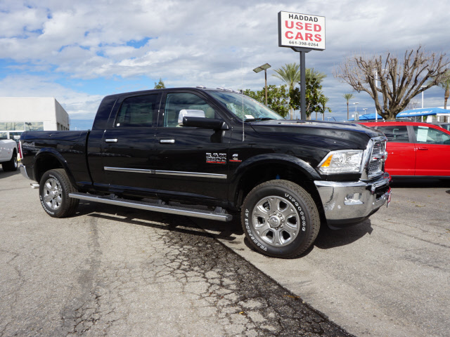 2017 Ram 2500 Mega Cab 4x4, Pickup #59184 - photo 5
