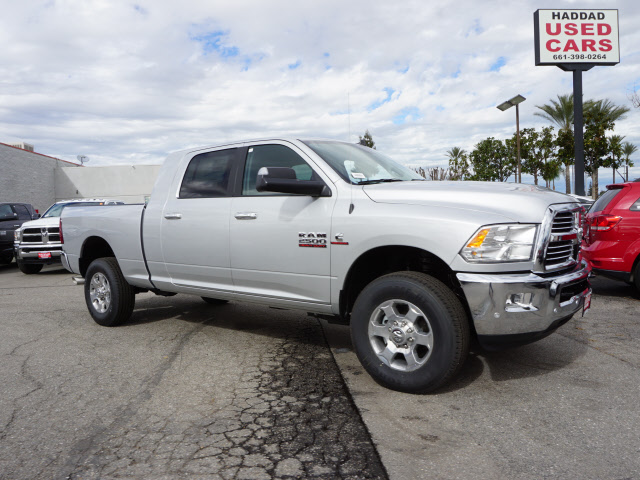 2017 Ram 2500 Mega Cab 4x4, Pickup #59224 - photo 5