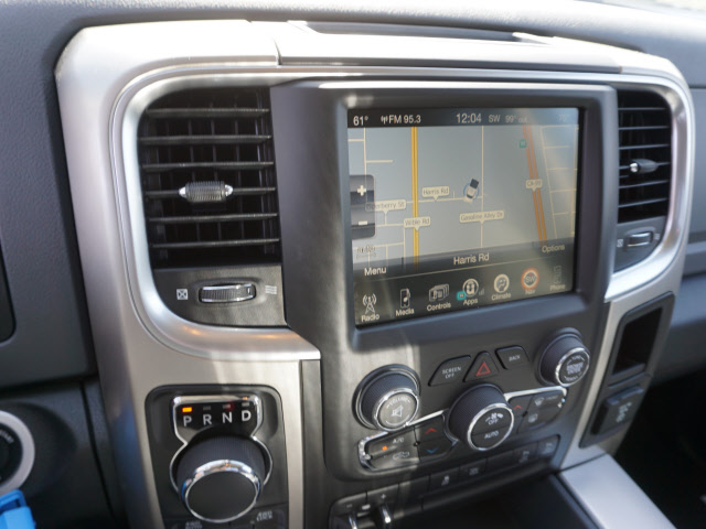 2017 Ram 1500 Quad Cab 4x4, Pickup #59229 - photo 22