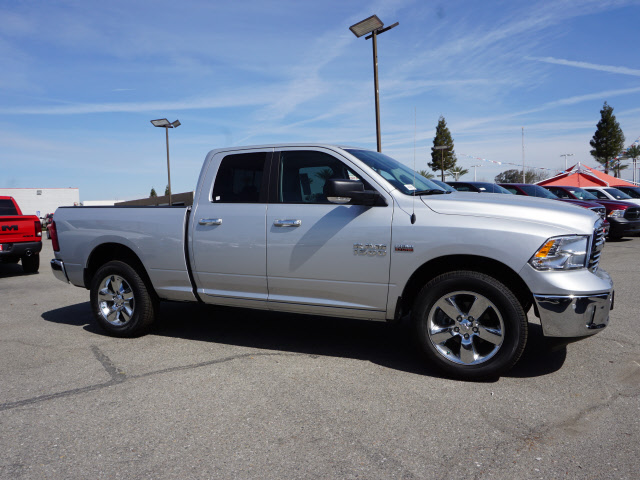 2017 Ram 1500 Quad Cab 4x4, Pickup #59229 - photo 5