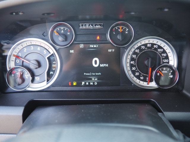 2017 Ram 2500 Mega Cab 4x4, Pickup #59251 - photo 21