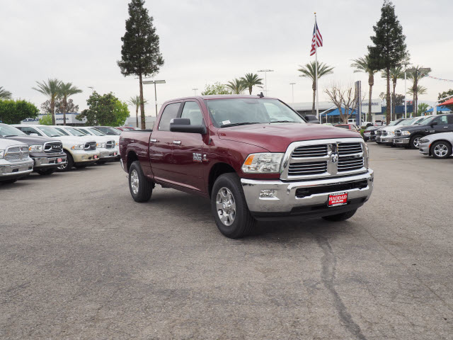 2017 Ram 2500 Crew Cab, Pickup #59284 - photo 4