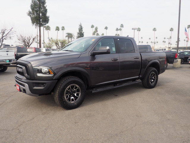 2017 Ram 1500 Crew Cab 4x4, Pickup #59290 - photo 12