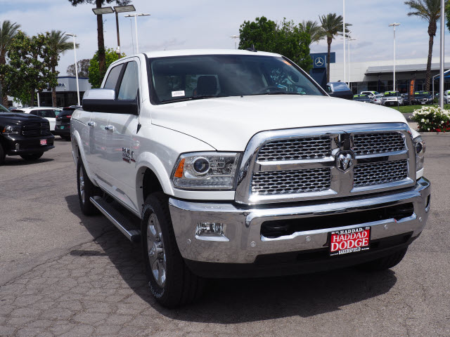 2017 Ram 2500 Crew Cab 4x4, Pickup #59358 - photo 4