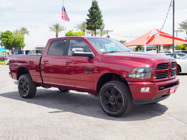 2017 Ram 2500 Crew Cab 4x4, Pickup #59373 - photo 5