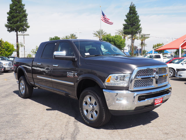 2017 Ram 2500 Mega Cab 4x4, Pickup #59381 - photo 4
