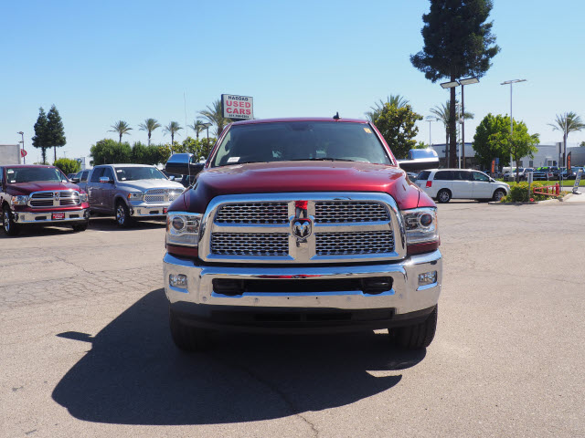 2017 Ram 2500 Mega Cab 4x4, Pickup #59413 - photo 3