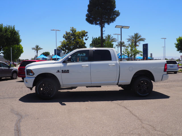 2017 Ram 2500 Crew Cab 4x4, Pickup #59421 - photo 10
