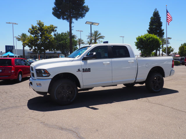 2017 Ram 2500 Crew Cab 4x4, Pickup #59421 - photo 11