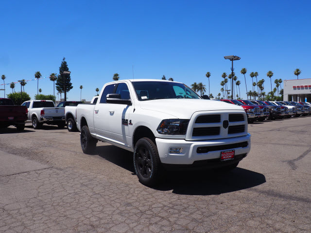 2017 Ram 2500 Crew Cab 4x4, Pickup #59421 - photo 4