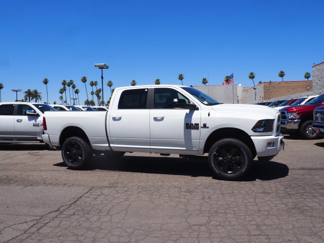 2017 Ram 2500 Crew Cab 4x4, Pickup #59421 - photo 5