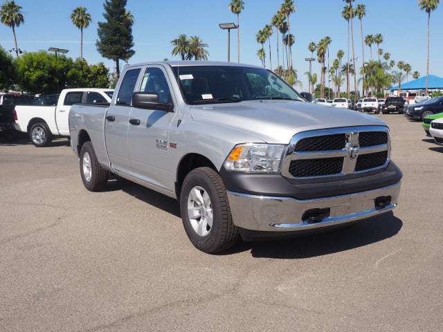 2017 Ram 1500 Quad Cab 4x4, Pickup #59440 - photo 4