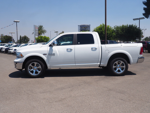 2017 Ram 1500 Crew Cab 4x4, Pickup #59551 - photo 11