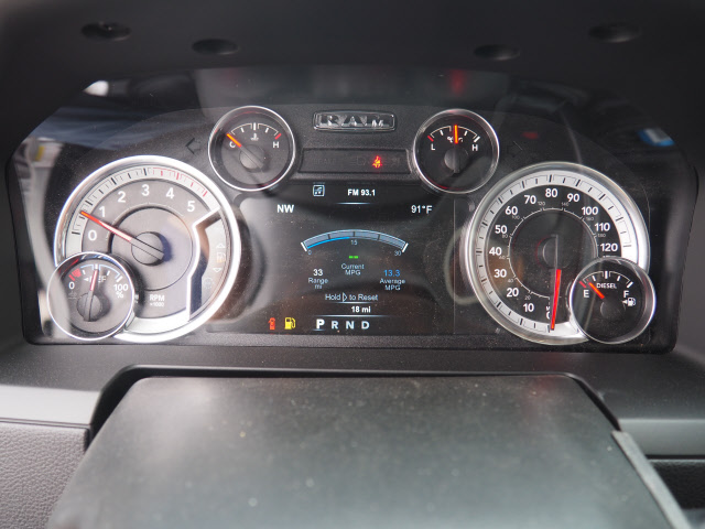 2017 Ram 2500 Crew Cab 4x4, Pickup #59555 - photo 22
