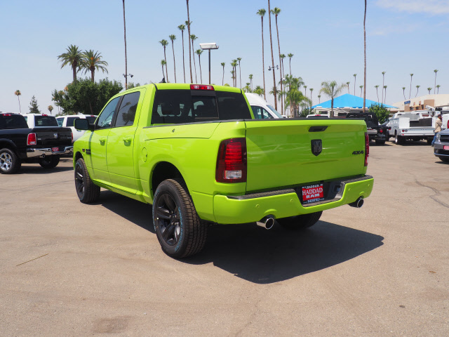 2017 Ram 1500 Crew Cab 4x4, Pickup #59576 - photo 2
