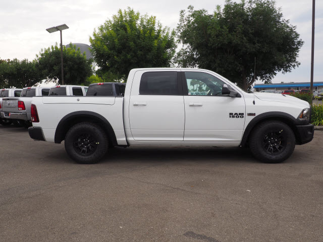 2017 Ram 1500 Crew Cab 4x4, Pickup #59634 - photo 6