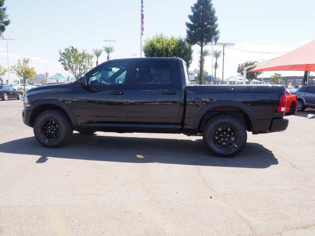 2017 Ram 1500 Crew Cab 4x4, Pickup #59673 - photo 11