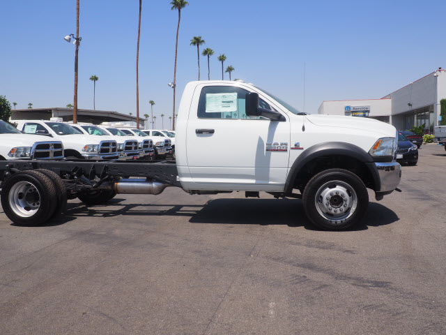 2017 Ram 5500 Regular Cab DRW, Cab Chassis #59687 - photo 6