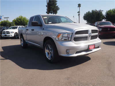2017 Ram 1500 Quad Cab, Pickup #59695 - photo 4