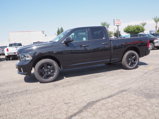2017 Ram 1500 Quad Cab Pickup #59728 - photo 12