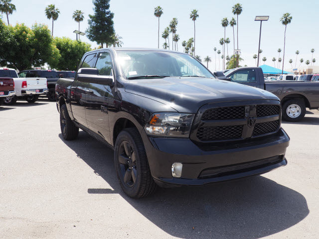 2017 Ram 1500 Quad Cab Pickup #59797 - photo 21