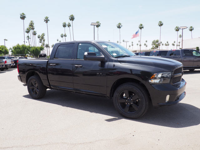 2017 Ram 1500 Quad Cab Pickup #59797 - photo 22