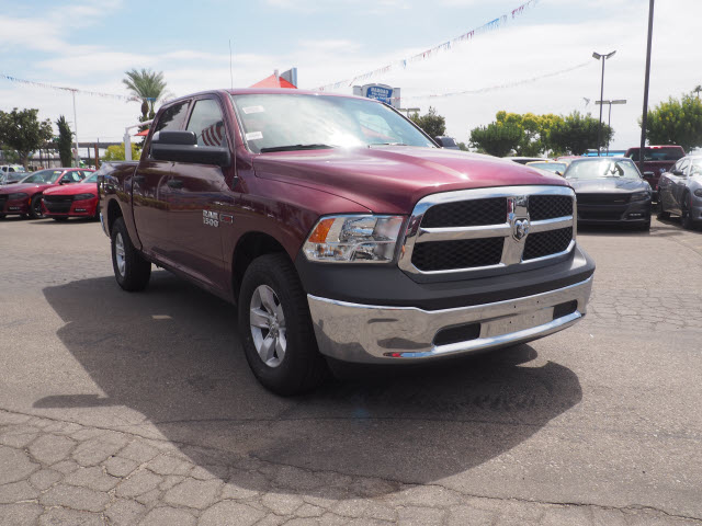 2017 Ram 1500 Quad Cab Pickup #59808 - photo 4