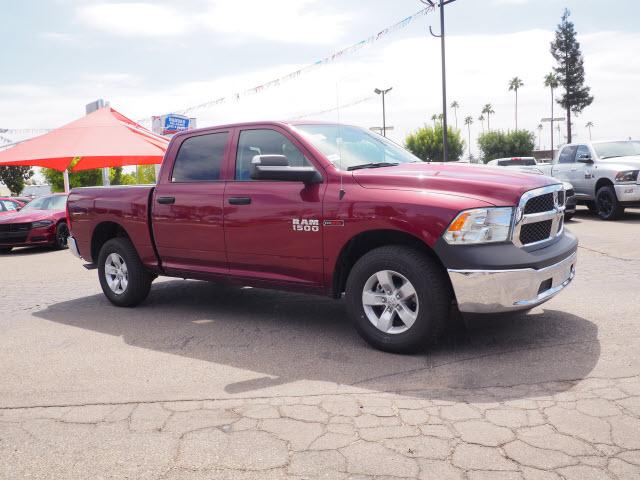 2017 Ram 1500 Quad Cab Pickup #59808 - photo 5