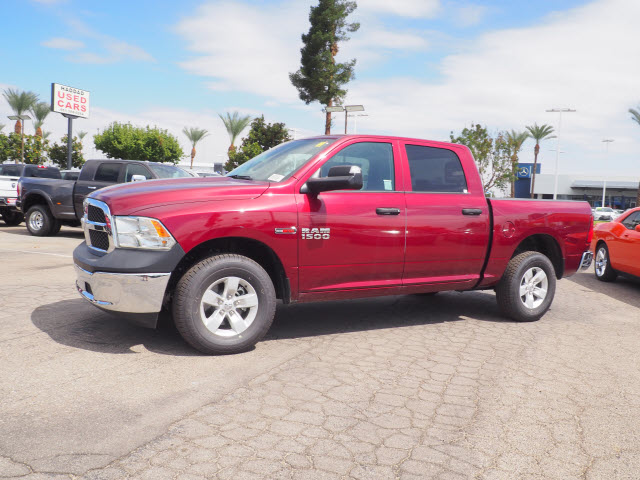 2017 Ram 1500 Crew Cab 4x4 Pickup #59822 - photo 12