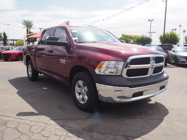2017 Ram 1500 Crew Cab 4x4, Pickup #59849 - photo 4