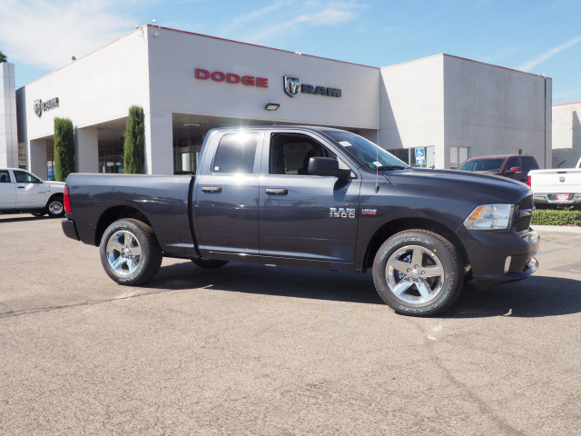 2018 Ram 1500 Quad Cab, Pickup #59880 - photo 5