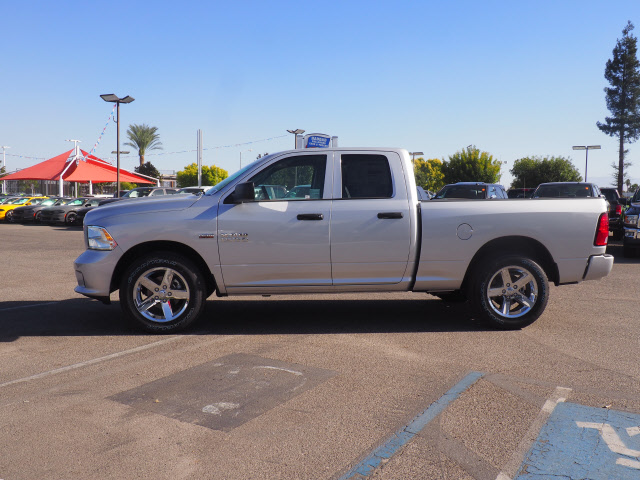 2018 Ram 1500 Quad Cab, Pickup #59889 - photo 11