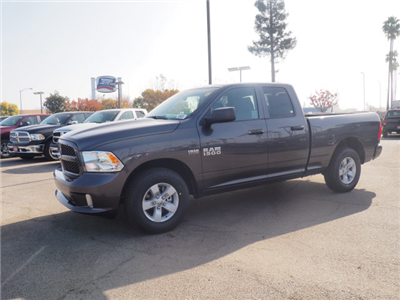 2018 Ram 1500 Quad Cab Pickup #59905 - photo 1
